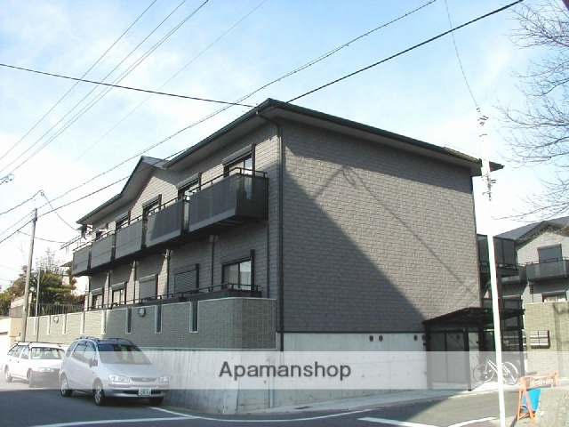 愛知県名古屋市名東区、一社駅徒歩14分の築18年 2階建の賃貸アパート