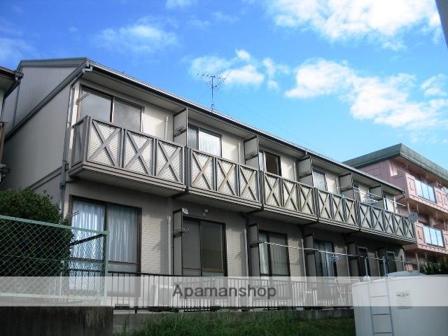 愛知県名古屋市名東区、星ヶ丘駅市バスバス12分勢子坊下車後徒歩6分の築23年 2階建の賃貸アパート