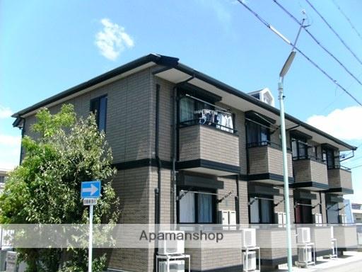 愛知県名古屋市名東区、星ヶ丘駅徒歩13分の築15年 2階建の賃貸アパート