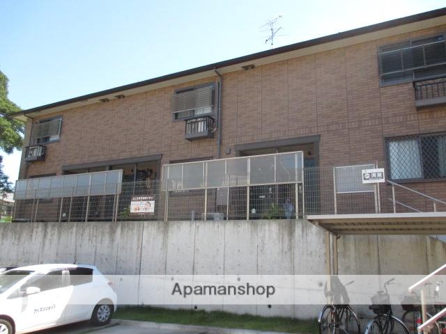 愛知県名古屋市名東区、星ヶ丘駅市バスバス10分高針下車後徒歩7分の築6年 2階建の賃貸アパート