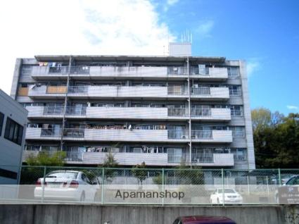 愛知県名古屋市名東区、上社駅徒歩4分の築41年 6階建の賃貸マンション
