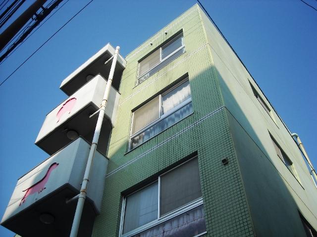 愛知県名古屋市名東区、星ヶ丘駅市バスバス11分極楽下車後徒歩1分の築19年 4階建の賃貸マンション