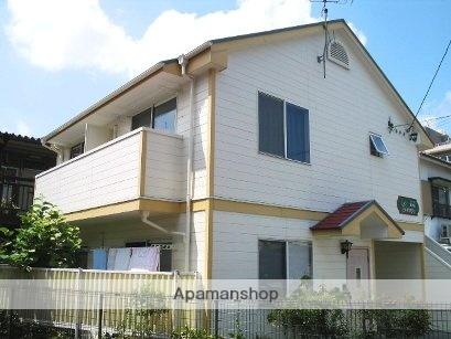 愛知県名古屋市名東区、上社駅徒歩18分の築21年 2階建の賃貸アパート