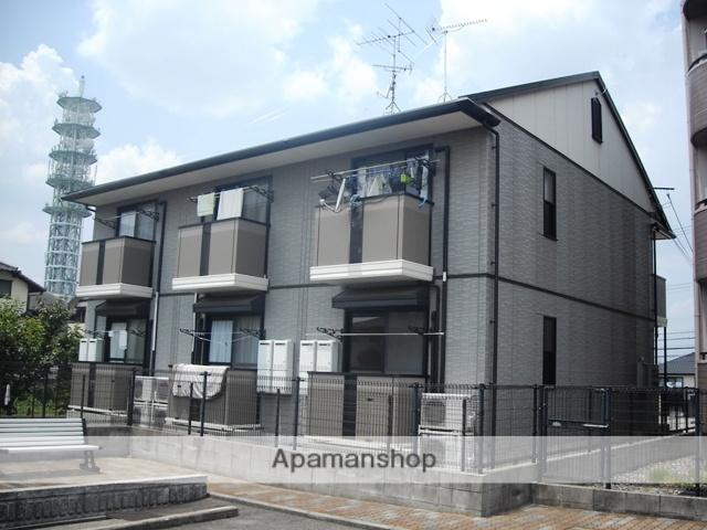 愛知県名古屋市名東区、上社駅徒歩24分の築14年 2階建の賃貸アパート