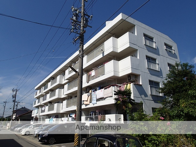 愛知県名古屋市名東区、一社駅基幹バスバス12分猪子石原下車後徒歩3分の築31年 4階建の賃貸マンション