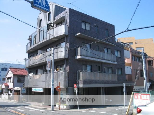 愛知県名古屋市千種区、覚王山駅徒歩14分の築25年 4階建の賃貸マンション