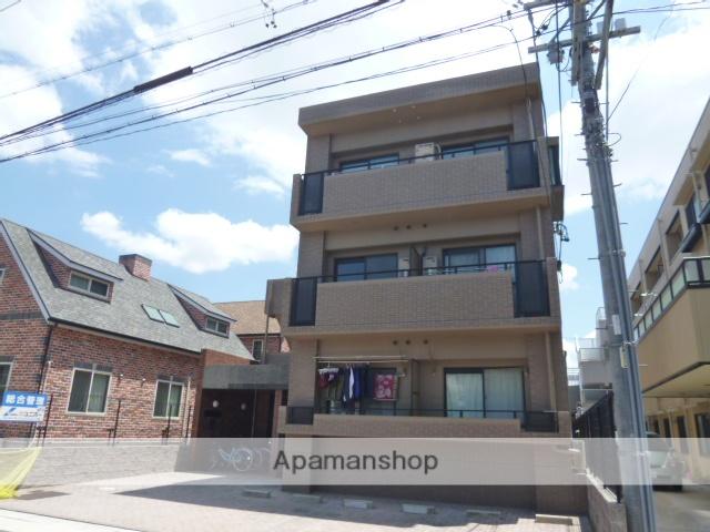 愛知県名古屋市名東区、一社駅徒歩12分の築16年 3階建の賃貸マンション