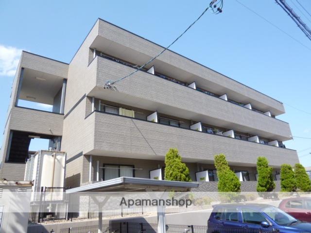 愛知県名古屋市名東区、上社駅徒歩29分の築15年 3階建の賃貸マンション