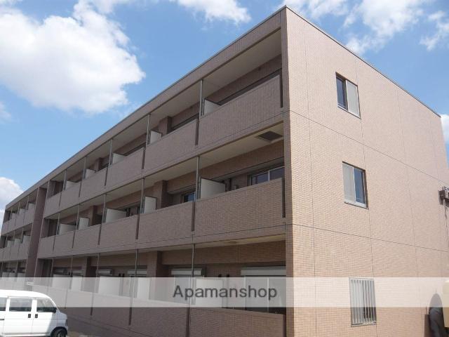 愛知県長久手市、長久手古戦場駅徒歩12分の築7年 3階建の賃貸マンション