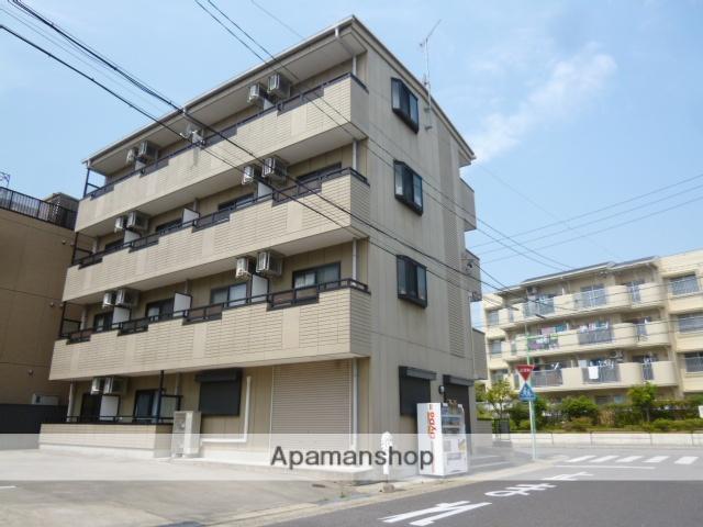 愛知県名古屋市名東区、小幡駅徒歩24分の築15年 4階建の賃貸マンション