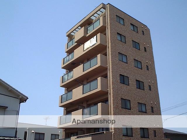 愛知県名古屋市名東区、一社駅徒歩14分の築17年 7階建の賃貸マンション