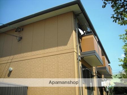 愛知県名古屋市名東区、星ヶ丘駅市バスバス12分極楽西下車後徒歩3分の築10年 2階建の賃貸アパート