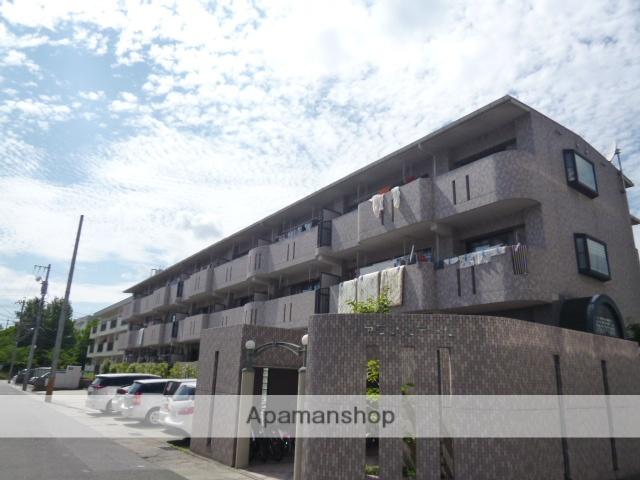 愛知県名古屋市名東区、一社駅徒歩16分の築18年 3階建の賃貸マンション