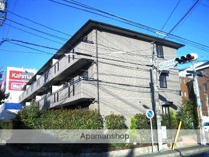 愛知県名古屋市名東区、一社駅市バスバス12分香流小学校下車後徒歩2分の築16年 3階建の賃貸アパート