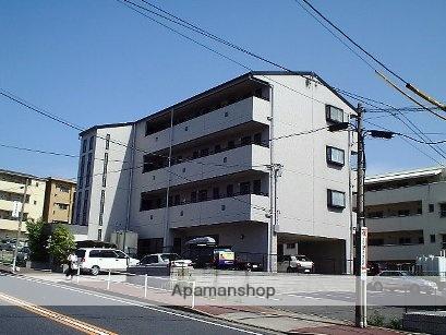 愛知県名古屋市名東区、上社駅徒歩11分の築19年 4階建の賃貸マンション