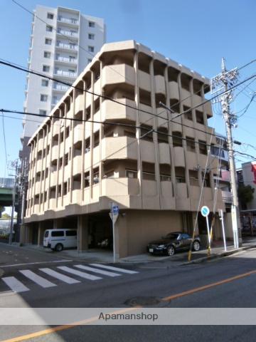 愛知県名古屋市名東区、一社駅徒歩15分の築38年 5階建の賃貸マンション
