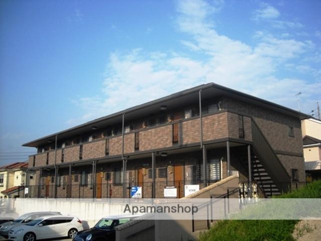 愛知県長久手市、はなみずき通駅徒歩12分の築10年 2階建の賃貸マンション