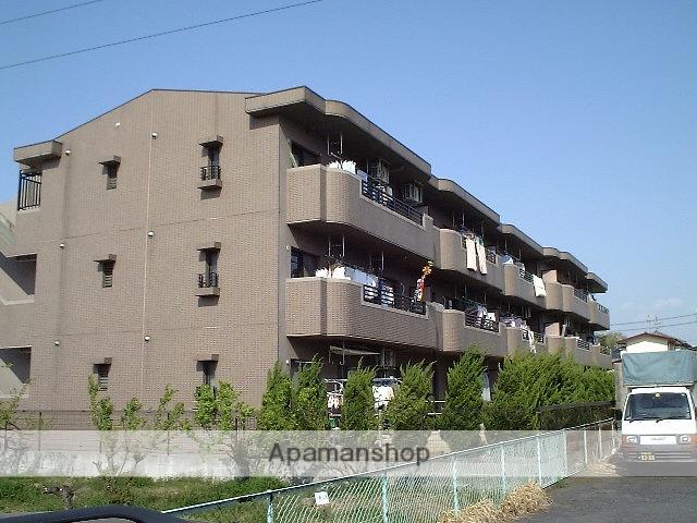 愛知県名古屋市名東区、上社駅徒歩15分の築22年 3階建の賃貸マンション