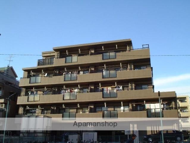 愛知県名古屋市名東区、星ヶ丘駅徒歩15分の築20年 5階建の賃貸マンション