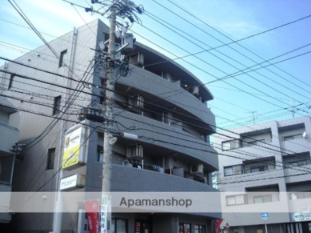愛知県名古屋市名東区、星ヶ丘駅徒歩15分の築18年 4階建の賃貸マンション
