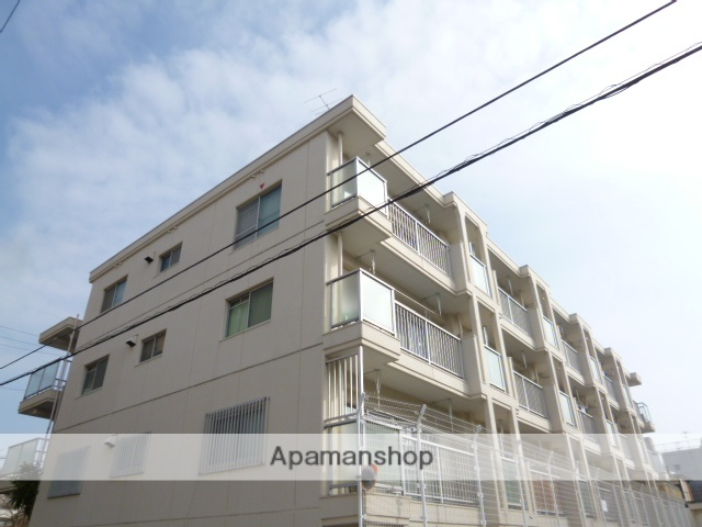 愛知県名古屋市名東区、はなみずき通駅徒歩16分の築35年 3階建の賃貸マンション