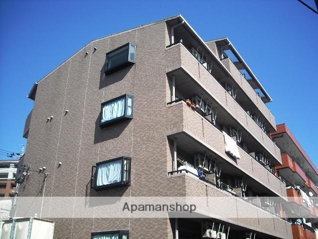 愛知県名古屋市名東区、上社駅徒歩15分の築19年 5階建の賃貸マンション
