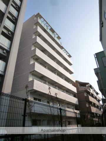 愛知県名古屋市名東区、上社駅徒歩10分の築7年 9階建の賃貸マンション