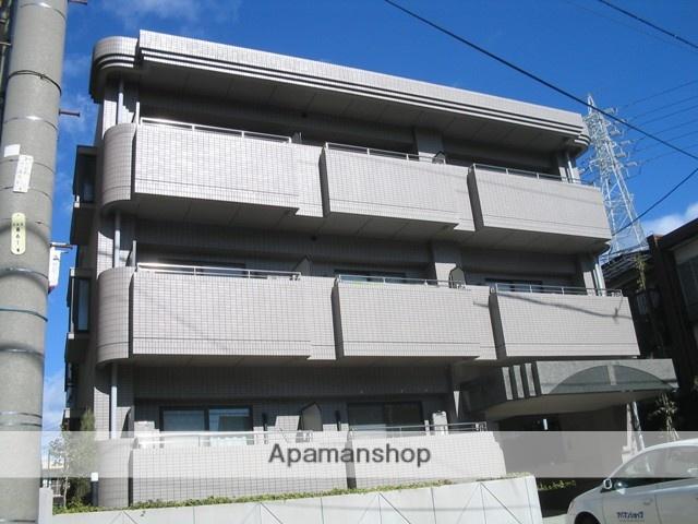 愛知県名古屋市名東区、星ヶ丘駅徒歩16分の築20年 3階建の賃貸マンション