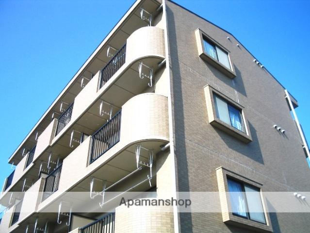 愛知県名古屋市名東区、上社駅徒歩11分の築17年 4階建の賃貸マンション