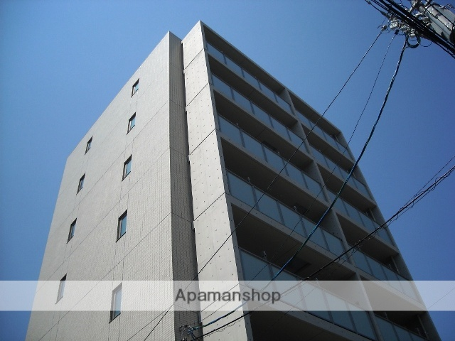 愛知県名古屋市名東区、一社駅市バスバス11分猪子石1下車後徒歩2分の築8年 7階建の賃貸マンション