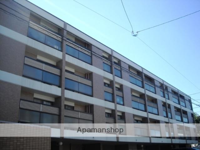 愛知県名古屋市名東区、一社駅徒歩13分の築28年 5階建の賃貸マンション