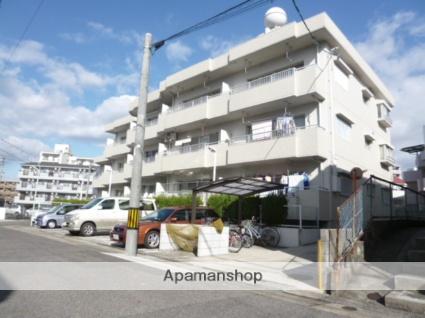 愛知県名古屋市名東区、上社駅徒歩19分の築32年 3階建の賃貸マンション