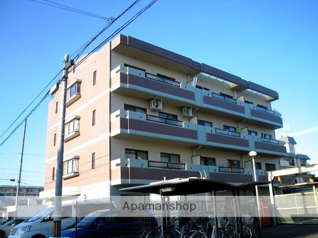 愛知県名古屋市名東区、一社駅徒歩24分の築22年 4階建の賃貸マンション