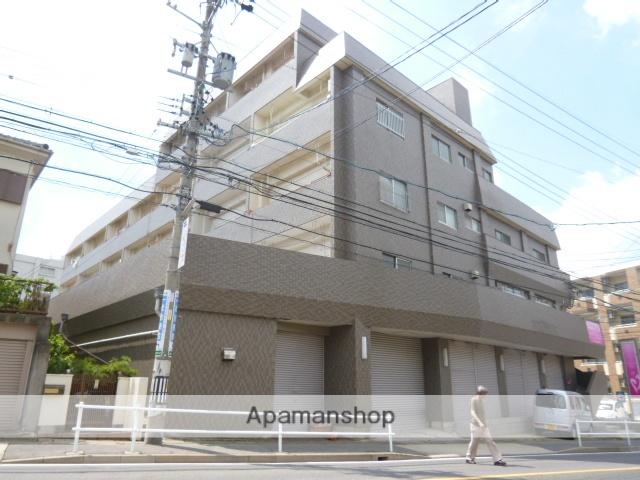 愛知県名古屋市名東区、星ヶ丘駅徒歩15分の築42年 5階建の賃貸マンション