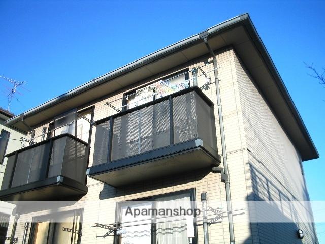 愛知県名古屋市名東区、星ヶ丘駅徒歩19分の築17年 2階建の賃貸アパート