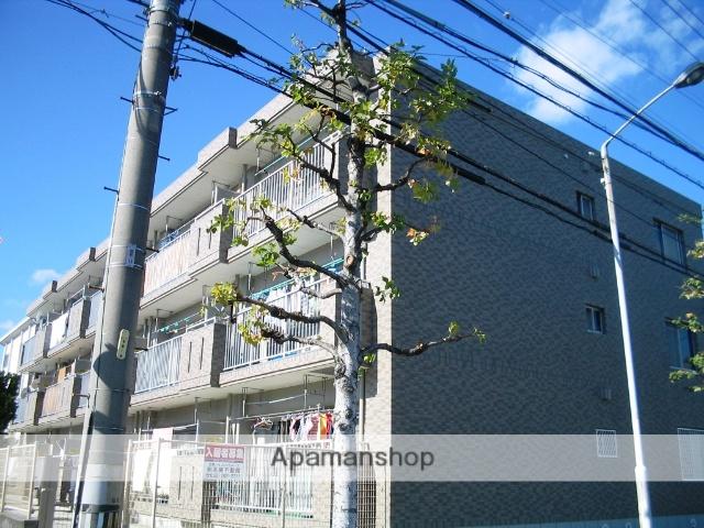 愛知県名古屋市名東区、一社駅徒歩13分の築34年 3階建の賃貸マンション