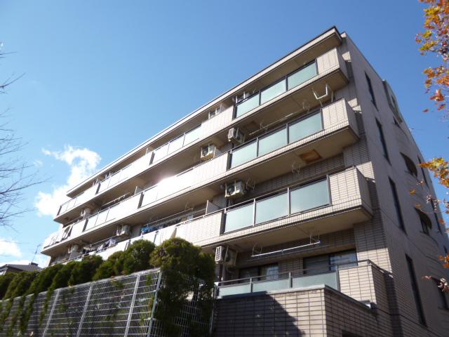 愛知県名古屋市名東区、一社駅徒歩13分の築25年 4階建の賃貸マンション