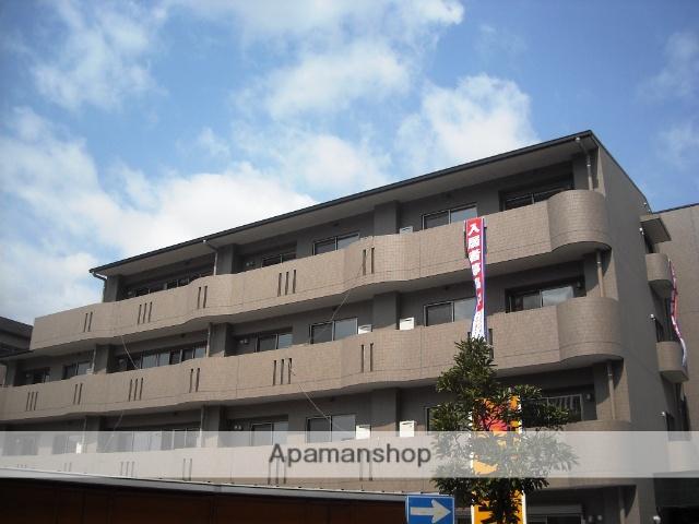 愛知県名古屋市名東区、星ヶ丘駅市バスバス10分山の神下車後徒歩5分の築8年 4階建の賃貸マンション