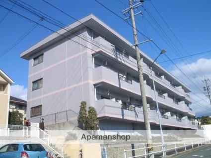 愛知県名古屋市名東区、星ヶ丘駅市バスバス12分勢子坊下車後徒歩10分の築22年 3階建の賃貸マンション