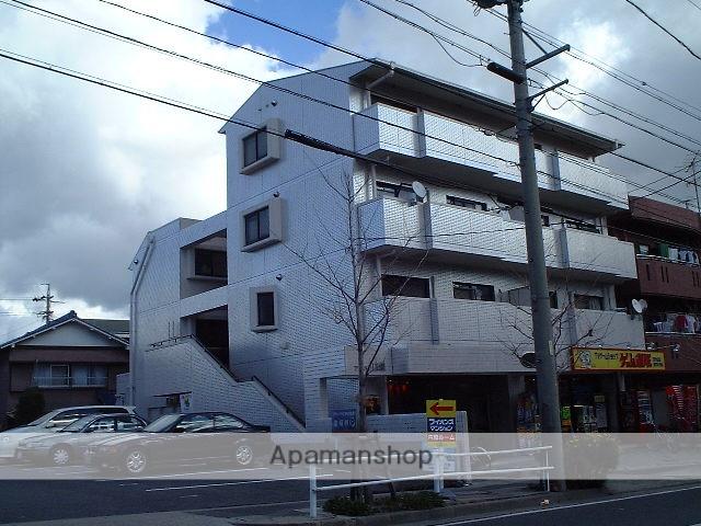 愛知県名古屋市名東区、上社駅徒歩21分の築27年 4階建の賃貸マンション