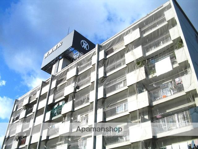 愛知県名古屋市名東区、上社駅徒歩18分の築39年 7階建の賃貸マンション
