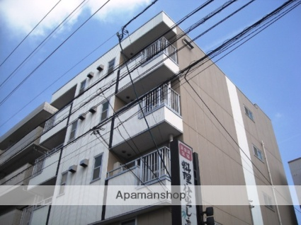 愛知県名古屋市名東区、上社駅徒歩15分の築13年 5階建の賃貸マンション