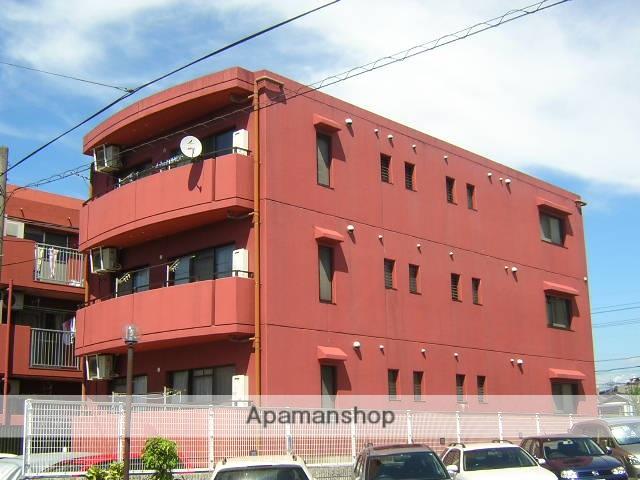 愛知県名古屋市名東区、上社駅徒歩15分の築20年 3階建の賃貸マンション