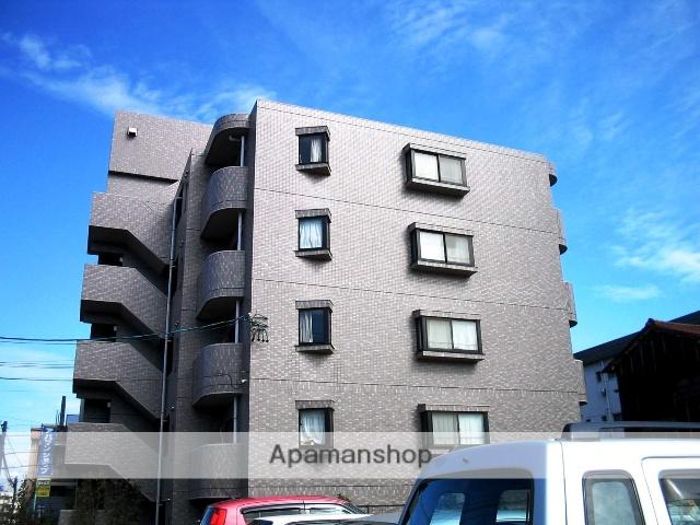 愛知県名古屋市名東区、はなみずき通駅徒歩7分の築18年 5階建の賃貸マンション