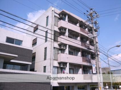 愛知県名古屋市名東区、上社駅徒歩16分の築29年 4階建の賃貸マンション
