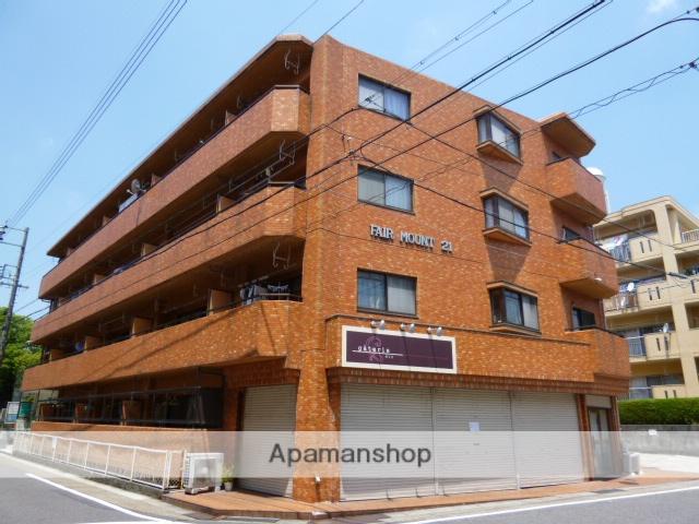愛知県名古屋市名東区、上社駅徒歩5分の築31年 4階建の賃貸マンション