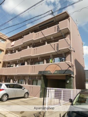愛知県名古屋市名東区、はなみずき通駅徒歩20分の築19年 4階建の賃貸マンション