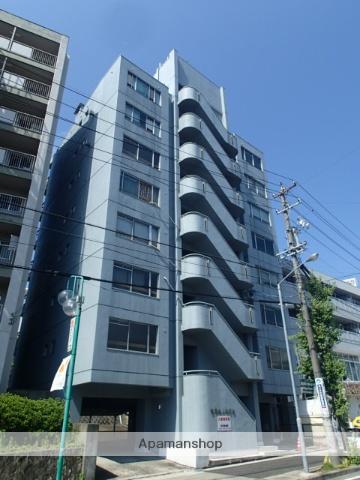 愛知県名古屋市名東区、星ヶ丘駅徒歩17分の築37年 8階建の賃貸マンション