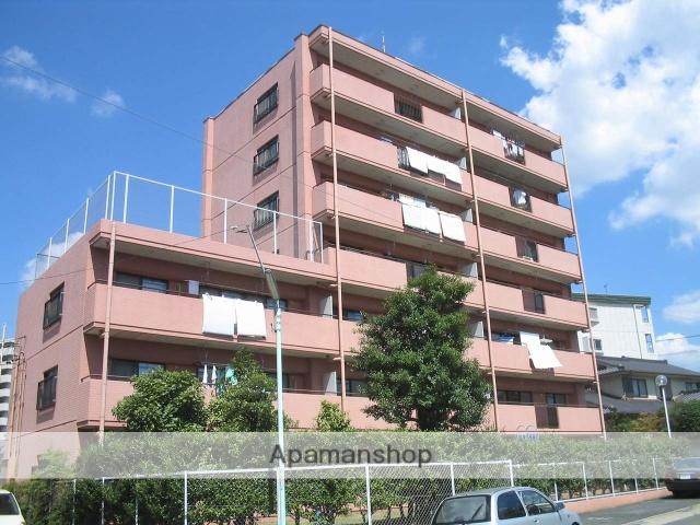愛知県名古屋市名東区、星ヶ丘駅徒歩26分の築33年 7階建の賃貸マンション