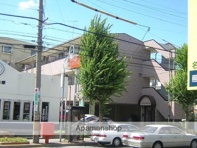 愛知県名古屋市名東区、上社駅徒歩13分の築18年 3階建の賃貸マンション